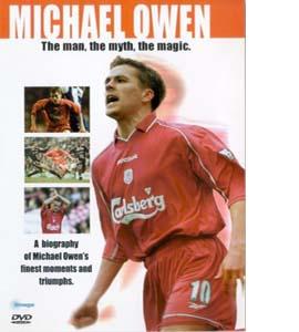 Football Superstars: Michael Owen (DVD)