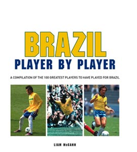 Football: Brazil Player by Player (HB)