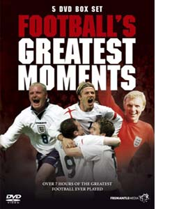 Football's Greatest Moments (DVD)