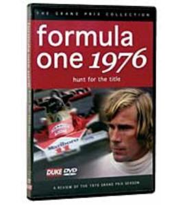 Formula 1 Review: 1976 (DVD)