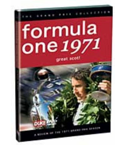 Formula 1 Review: 1971 (DVD)