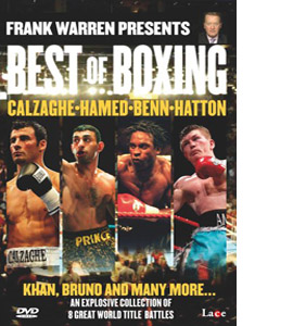 Frank Warren Presents Best Of Boxing (DVD)