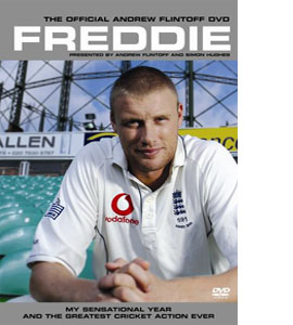 Freddie Flintoff - The Official (DVD)