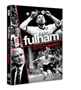 Fulham Season Review 2010 / 2011 (DVD)