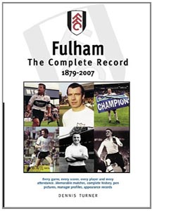 Fulham The Complete Record