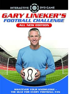 Gary Lineker's Football Challenge 2 (DVD)