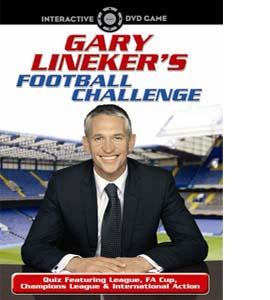 Gary Lineker's Football Challenge (DVD)