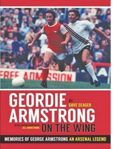 Geordie Armstrong: On the Wing (HB)