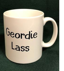 Geordie Lass (Mug)