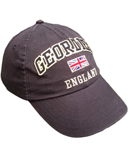 Geordies England Cap Exclusive Design
