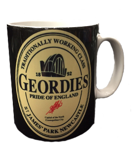 Geordies Guinness Traditional (Mug)
