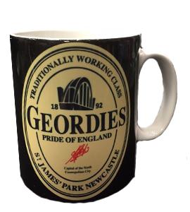 Geordies Guinness Traditional (Mug)