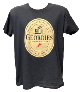 Geordies Guinness Traditional (T-Shirt)