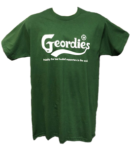 Geordies Probably The Best (T-Shirt)