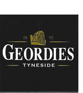 Geordies Tyneside (Ceramic Coaster)