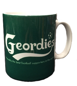 Geordies: Probably The Best Football Supporters (Mug)