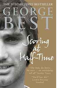 George Best Scoring At Half-Time