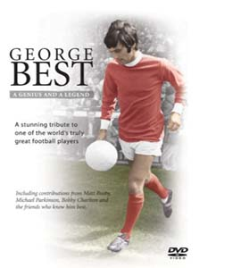 George Best: Genius and Legend (DVD)