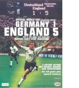 Germany 1, England 5 (DVD)
