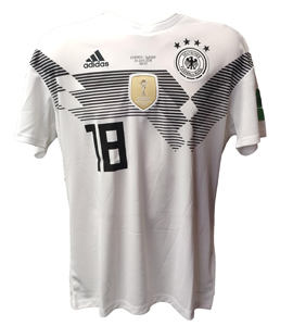 Germany v Sweden 2018 Home World Cup Shirt