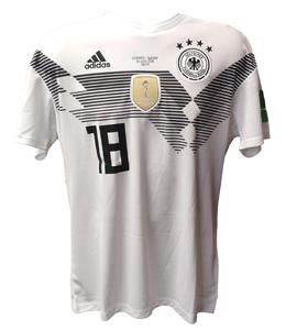 Germany v Sweden 2018 Home World Cup Shirt