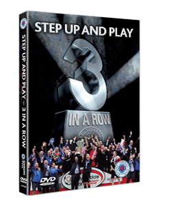 Glasgow Rangers 2010/11 Season Review - 3 in a Row (DVD)