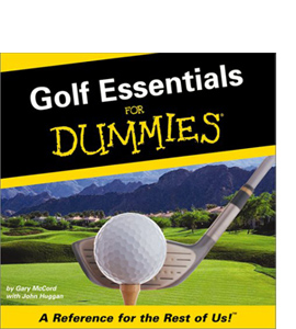 Golf Essentials for Dummies (HB)