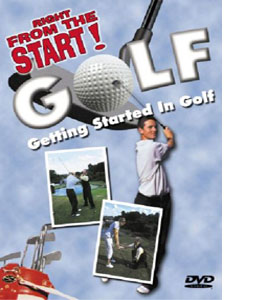 Golf - Right From The Start (Getting Started In Golf) (DVD)