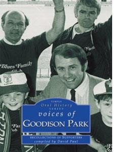 Goodison Park Voices
