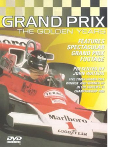 Grand Prix: The Golden Years (DVD)