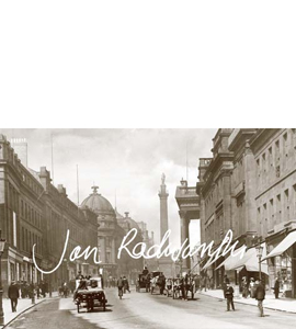 Grey Street, Newcastle c1910 (Print)
