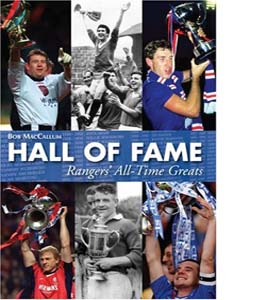 Hall of Fame: Rangers' All-time Greats (HB)