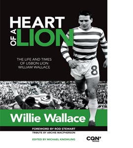 Heart of a Lion - Willie Wallace (HB)