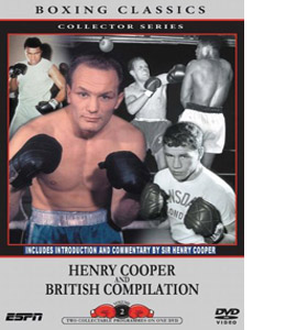 Henry Cooper/British Compilation (DVD)