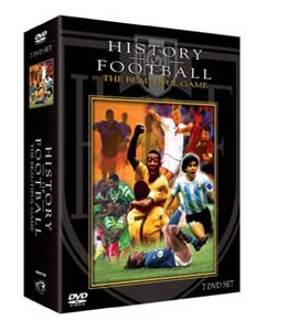 History Of Football The Beautiful Game (DVD)