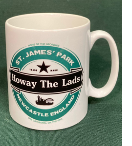 Howay The Lads Beer Logo (Mug)