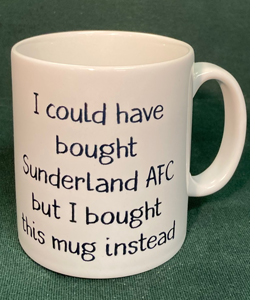 I Could Have Bought SAFC But I Have Bought This Mug Instead (Mug