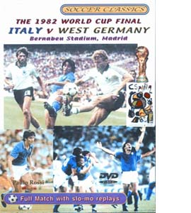 Italy v West Germany 1982 World Cup Final (DVD)