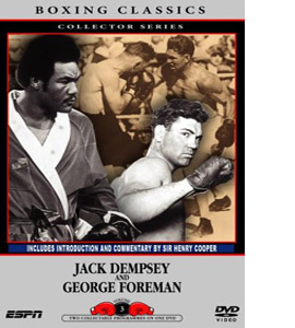 Jack Dempsey And George Foreman (DVD)