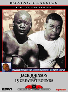 Jack Johnson/Fifteen Great Rounds (DVD)