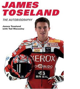 James Toseland: The Autobiography (HB)