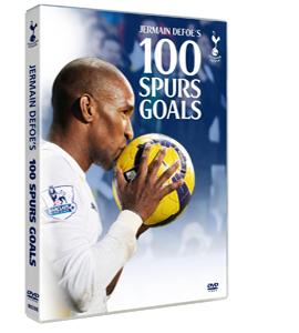 Jermain Defoe's 100 Spurs Goals (DVD)