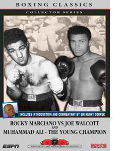 Jersey Joe Walcott Vs Rocky Marciano/Ali The Young Champion (DVD