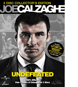 Joe Calzaghe: My Life Story/Undefeated (DVD)