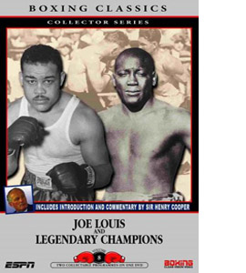 Joe Louis And Legendary Champions (DVD)