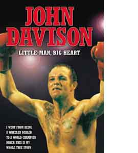 John Davison Little Man, Big Heart (HB)