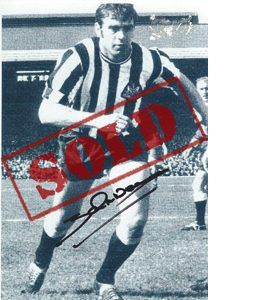 John McNamee Newcastle Photo (Signed)