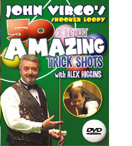 John Virgo'S Snooker Loopy - 50 Of The Most Amazing Trick Shots