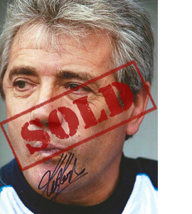 Kevin Keegan Newcastle Photo (Signed)