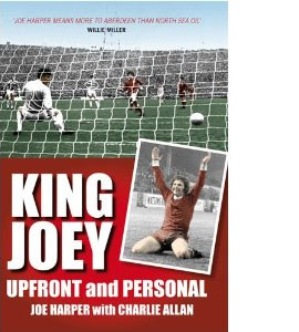 King Joey Upfront And Personal (HB)